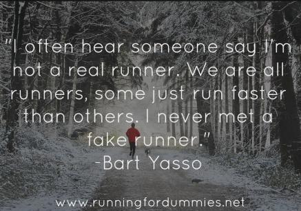 Fake runner