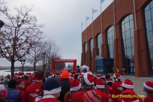 Santa Hustle Indy