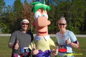 Hangin' with Ferb!