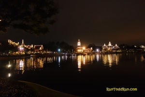 Lights of Epcot